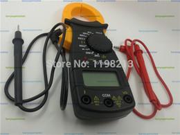 Wholesale clamp multimeter ampermeter digital DT F DT3266F Digital clamp meter with buzzer