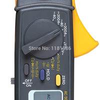 automotive clamp - CEM DT Professional Automotive AC DC Multimeter Direct Cross Digital Clamp Meter Tester Multimetro