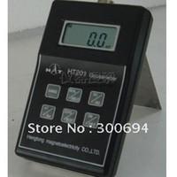 Wholesale HT201 Digital Gauss Meter Tesla meter HT fluxmeter to measure the magnetic field magnets