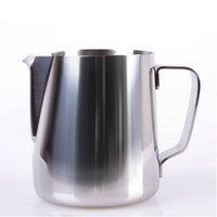 ceramic crafts - 350ML Expresso Stainless Steel Kitchen Home Craft Coffee Frothing Milk Latte Jug