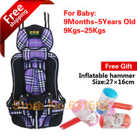 Wholesale Baby Safety Car Seat Child Car Seat Safety Car Seat for Baby of KG and Months Years Old Purple Color