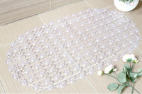 bathtub brands - Brand New Transparent Pebble Design Anti slip Pad Bathroom Mat Carpet Bathtub Shower Mat Door Mat