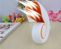 air conditioner components - Portable Personal Air Conditioner New Design Beautiful Conch Shape Little Fan Excellent Quality ABS Electronic Components