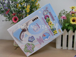Wholesale Free DHL Second generation Rechargeable mini handheld air Conditioner snowman fan USB Degree Rotatable Wet Cooling Fan cooler