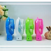Wholesale Plug and play USB Ventilator portable mini fan Cooler Cooling Desktop Power PC Laptop Desk Fan electric fan