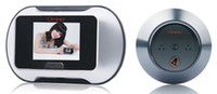 aa viewer - Digital Door Peephole Viewer Camera front door peephole w degrees View Angle quot LCD Use AA Batteries watch cctv camera