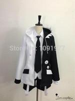 Wholesale Anime Danganronpa Dangan Ronpa Monokuma Cosplay Costume Custom Made