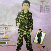 air force games - Children s small air force pilot clothing Halloween Christmas party Cosplay Costume