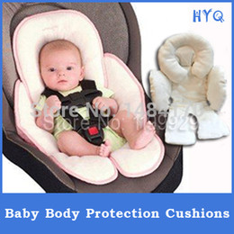 Wholesale 2015 New Winter Baby Head and Body Support Pillow Warm Strollers Nursing Pillow Warm Car Seat Baby Pillow Cushion