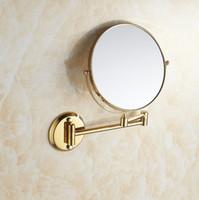 bathroom r - B amp R Fashionable Brass Bathroom Accessories Beauty mirror BR