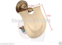 artistic wall paper - And Retail European Style Artistic Bathroom Roll Toilet Paper Holder With Cover Wall Mount