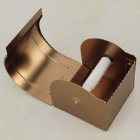 aluminum toilet - bathroom accessories Space aluminum Antique paper Toilet paper holders Tissue roll holder F