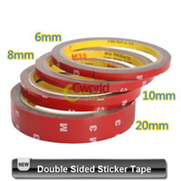 automotive trim tape - 3M Tapes Double Sided Sticker Car Side Adhesive Acrylic Foam Tape Trim Fit Automotive Vehicle mm mm mm mm