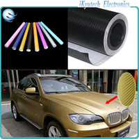 auto paint primers - 200 CM Car Styling Carbon Fiber M Vinyl K Primer Cutter Car Auto Paint Film Car Stickers Full D Exterior Scrape Panel