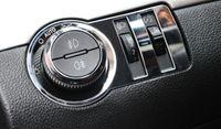 achat en gros de interrupteur des phares automatique-LIVRAISON GRATUITE Opel Mokka 2015 2015 en acier inoxydable couvercle de l'interrupteur des phares auto Accessoires