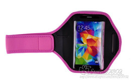 For  6 & Nexus5 Sports Armband for Google Nexus 5 Nexus 4 GYM Running Arm Band Neoprene Phone armband for Galaxy S5