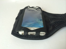 New Ventilate Nylon Running Sport Armband for  S3 mini S4 mini Protective Mobile Phone Bags Arm Band for  4 4S 5 5S