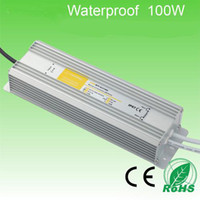 Wholesale DHL W v waterproof LED Transformer LED driver LED light driver LED power supply
