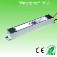 Wholesale DHL Waterproof IP67 Input voltage v AC90 V W DC12V V LED transformer LED driver LED power supply