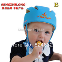 Wholesale Baby safety products new arrival toddler hat double cap baby Helmet Toddler for learning walk Double Anti Shock soft comfatable