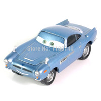 Wholesale T004 Pixar Cars Finn McMissile Scale Diecast Metal Alloy Modle Brio Cute Toys For Children Gifts