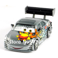 ambassador car - 059 Pixar Cars Mater Tokyo Star Sunflower Ambassador Scale Diecast Metal Alloy Modle Toys For Children Gifts