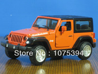 action diecast - New Wrangler RUBICON Jeep Metal Diecast Model Collection Pull Back Action