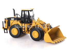 Wholesale 1 Scale Norscot v Caterpillar Cat G Wheel Loader Diecast Model