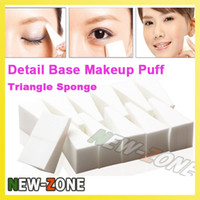 base details - Minimum Order Cosmetic Triangle Sponge Puff for Details Base MAKEUP Anti aging VE Multi Use Daily Soft Facial Sponge
