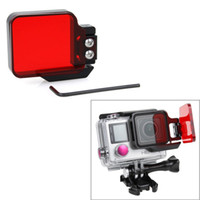 Wholesale For GoPro accessories TMC Light Motion Night under Sea Filter for GoPro Hero