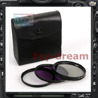 balance correction - mm Leather Case FLD CPL UV Fluorescent Light Balancing Correction Lens Filter Kit Set For Camera DSLR PA257