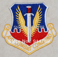 air force command - MILITARY PATCH COLORED US AIR FORCE USAF AIR COMBAT COMMAND