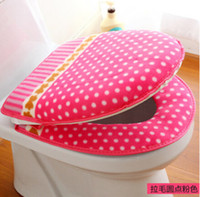 bidet in toilet - two piece set in bathroom soft thicken cotton linter toilet seat cover set bidet toilet seat TS201501