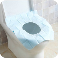 bathroom essentials - Disposable waterproof toilet seat cover toilet cover bathroom accessories bathroom set Travel essential Health and safety Z431