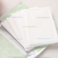 Wholesale 200pcs High quality Disposable Paper Toilet Seat Covers Camping Festival Travel Loo bathroom set accessories