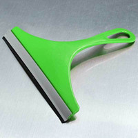 double glass window - LilacLine Glass Cleaner Rubber Wiper Window Squeegee Double Blade Shower