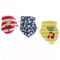 Wholesale Baby Bandana Bibs Bavoir Skip Zoo Baberos Bebes Babador Cotton Babador Bandana Baberos Bandana Baby Towel G01