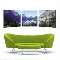Wholesale The Rocky Mountains Decorative Picture Wall Picture Set FFF