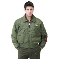 america stand - men america army alpha jacket short style stand up collar military outdoor water resistant aviator flight jackets air force