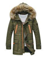 men long coat jacket - hot new casual winter long quilted jacket men down amp parkas men warm coat cotton winter dress ropa hombre chaquetas
