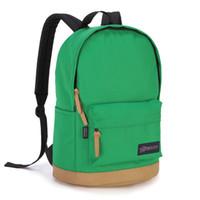 basic backpack - ENVOY School Backpack Student School Shoulders Bag Pack Men Women Laptop Bag Backpacks Classic Backpack Basic Packs E8025