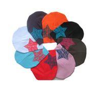 Wholesale Unisex Star Pattren Infant Cotton children Hats Beanies All for Children Accessories Winter Hats Boys amp Girls Hat S4001