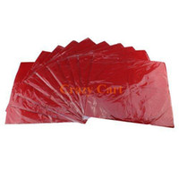 Cheap Wholesale 10psc Red Heart Sky Lanterns Chinese Wishing Lantern Classic Toys Balloon Shape Free Shipping