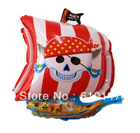 Wholesale pirate balloon Helium balloon New balloon