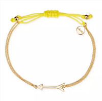 arrow designs - New Design Europe and the United States new arrival SD Arrow shape simple wish can stretch Bracelet Jewelry
