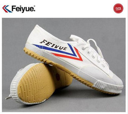 FEIYUE Leap kilen ,sneakers 1-501 men and women of the classic retro canvas shoes casual shoes