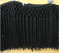 african curtains - CM Long Black Rayon Handmade Classical Net Tassel Fringe African Lace Ribbon Trim For Sewing Latin Dress Curtain Accessories