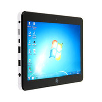 Wholesale Double system Win and Android quot tablet pc N455 G DDR3 G SSD with G wifi MP camera