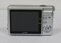 Wholesale no freeshipp Digital Camera DC inch HD LCD Screen Mega pixel X Digital Zoom