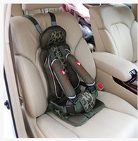 Wholesale Baby Car Seat Isofix High Quality Universal Cotton Cover Kids Infant Child Multifunction Portable Child Car Seat Baby Toddler